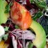 Heirloom Tomato Avocado Salad Inset1